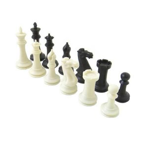 Staunton pattern chess pieces