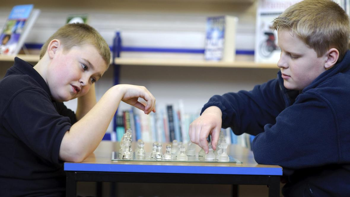 Chess charity wants a million kids on board